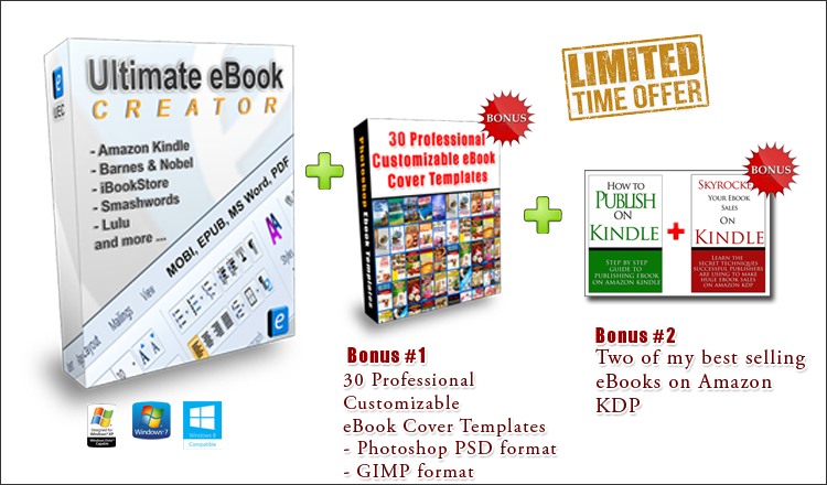 Ultimate eBook Creator