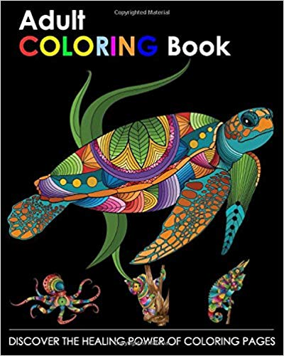 How To Create Adult Coloring Books